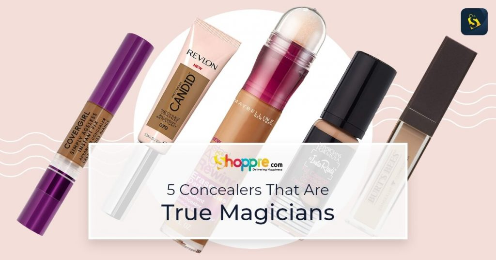 5 Concealers That Are True Magicians