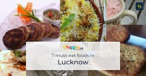 street foods in lucknow
