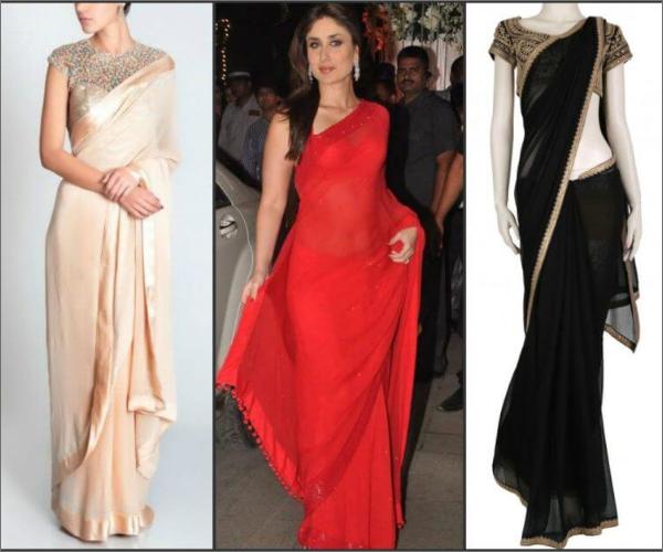 Sexy-Yet-Elegant Sari