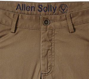 Allen Solly Men's Casual Trousers