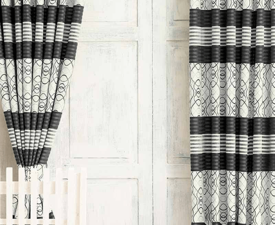 Cortina Home Window Curtain
