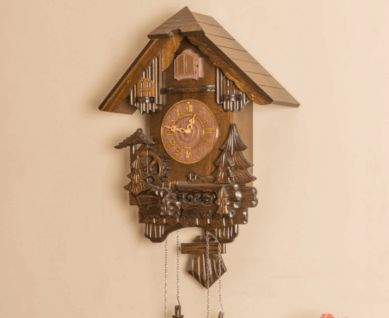 Cuckoo Clock by E-Studio