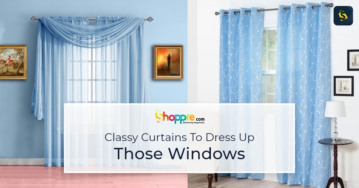 curtains shopping sites in india
