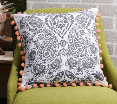 Cushion Cover by Solaj