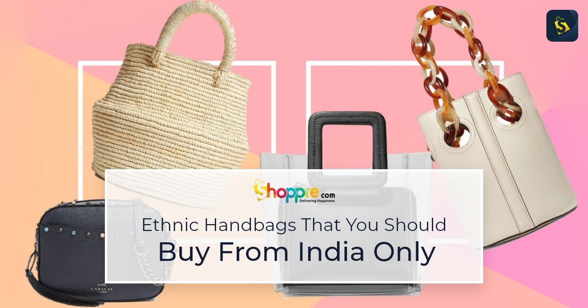 ethnic handbags for women in india