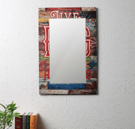 Wall Mirror by Reflete