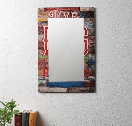 Wall Mirror by Reflete