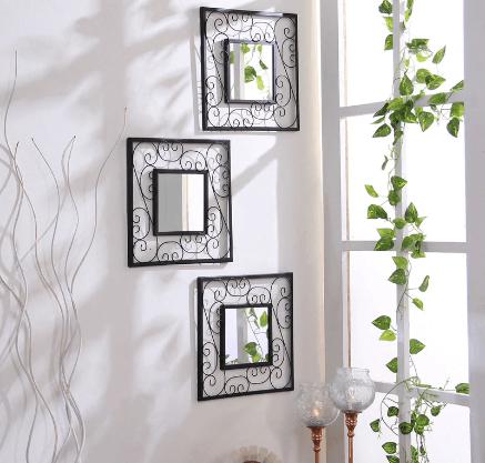 Buy Metallic Frame by Hosley