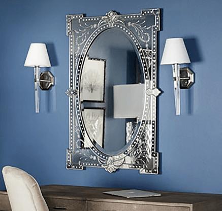 Buy Mirror by Venetian Design
