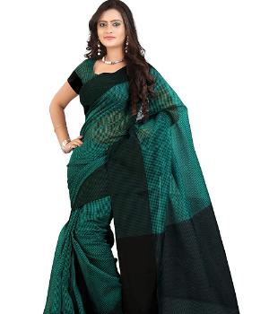 Women's Cotton Saree
