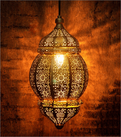 Hanging Light by Logam