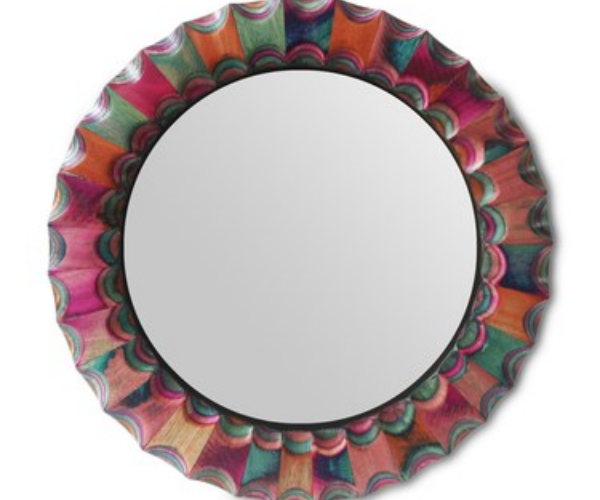 Multicoloured Mirror