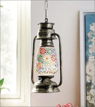 Glass Lantern by New Era