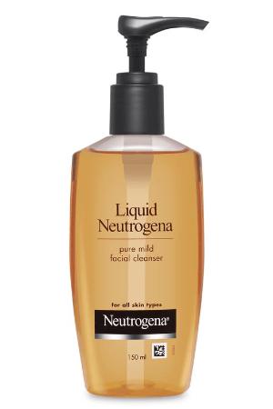 Buy Neutrogena Liquid Mild Facial Cleanser