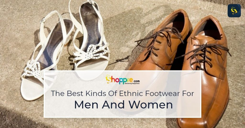 ethnic footwear for men and women