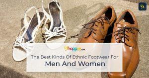 ethnic footwear for men and women