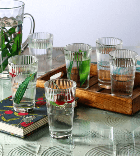 290 ML Tumblers - Set of 6