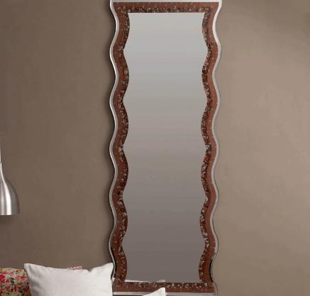 Buy Wall Mirror by Zahab