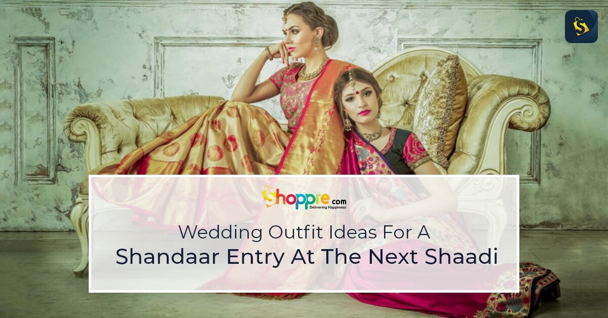 indian wedding outfits online shopping