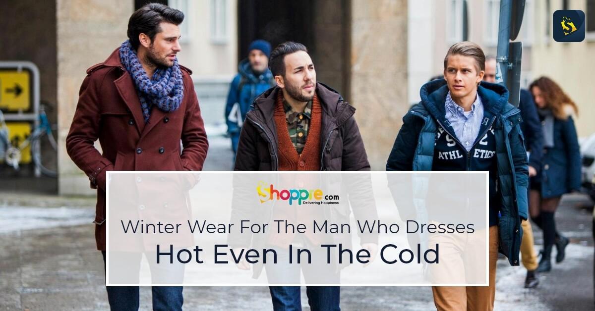 winter wear for men online shopping india