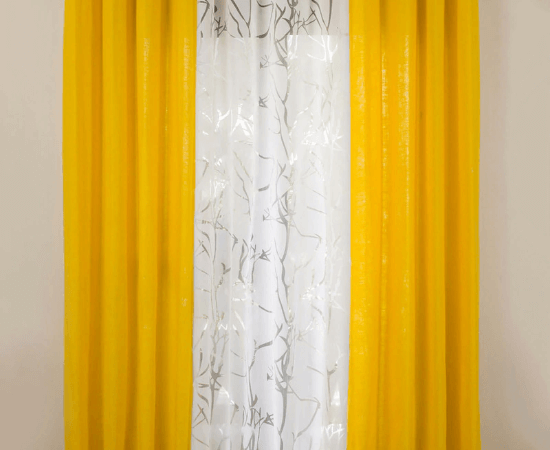 Rosara Door Curtains