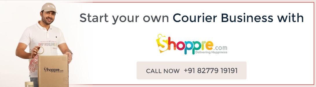 ShoppRe Logistics service, Franchise opportunity