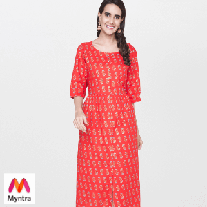Global Desi Myntra Dress Women