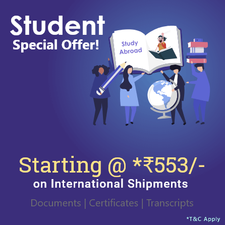 Student Discount On International Shipping