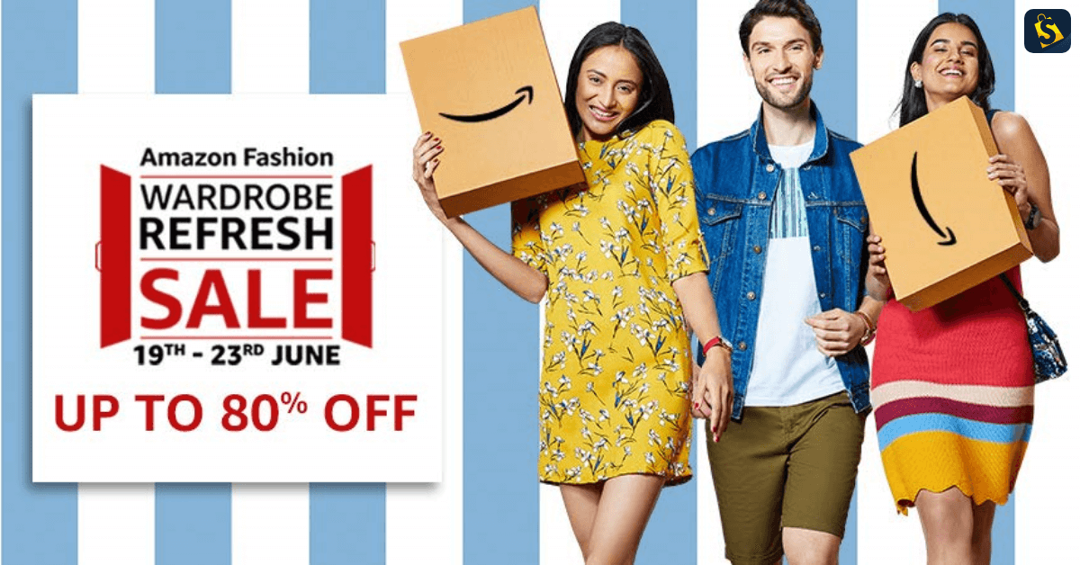 Amazon Wardrobe Refresh Sale India