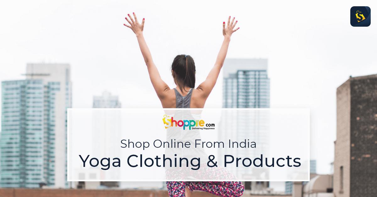 yoga clothing international shipping