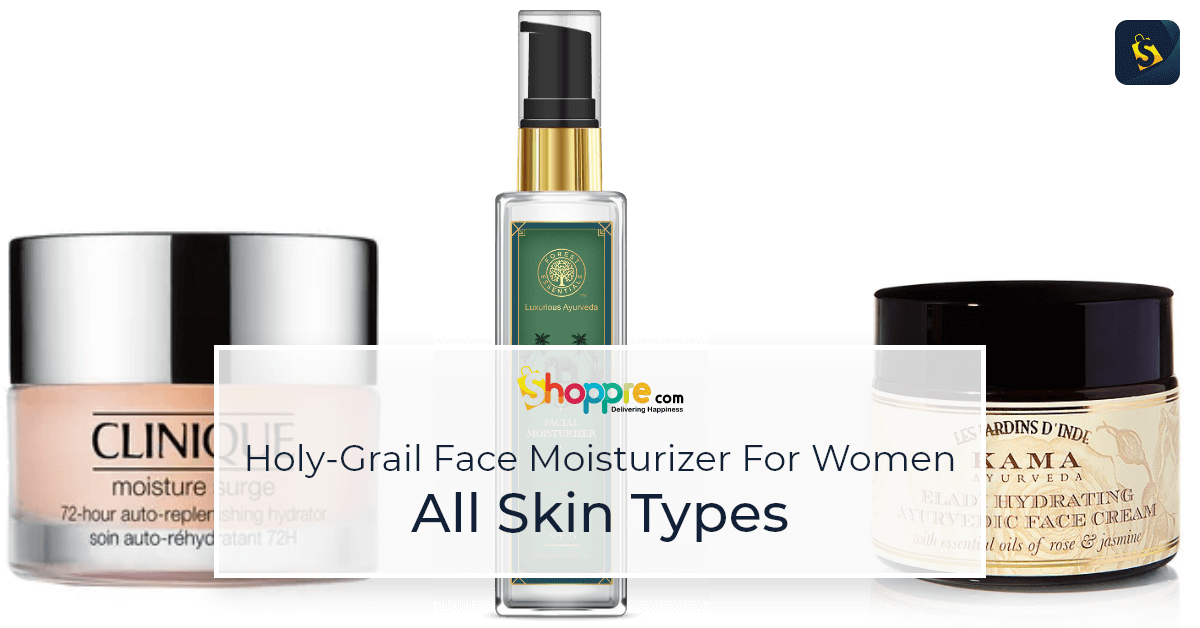 Amazing face moisturizer for women that are proven to work like magic