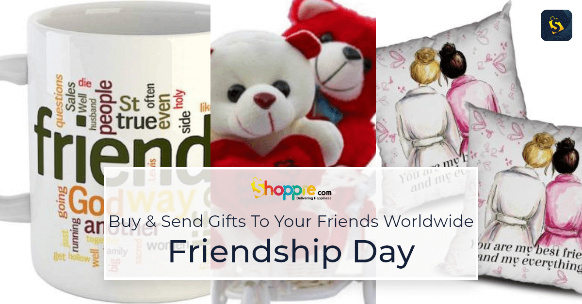 Eight amazing friendship day gift ideas for a special friend