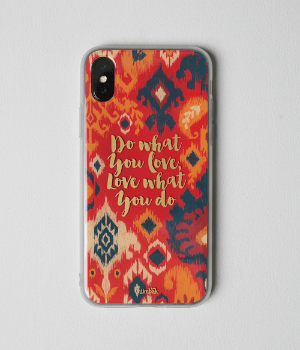 IPhone X Case Chumbak