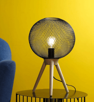 able Lamp by Bohemiana