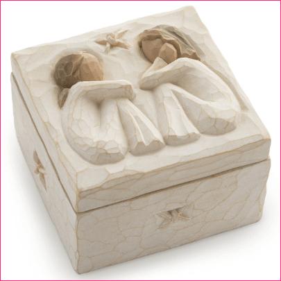 Willow Tree Friendship Box