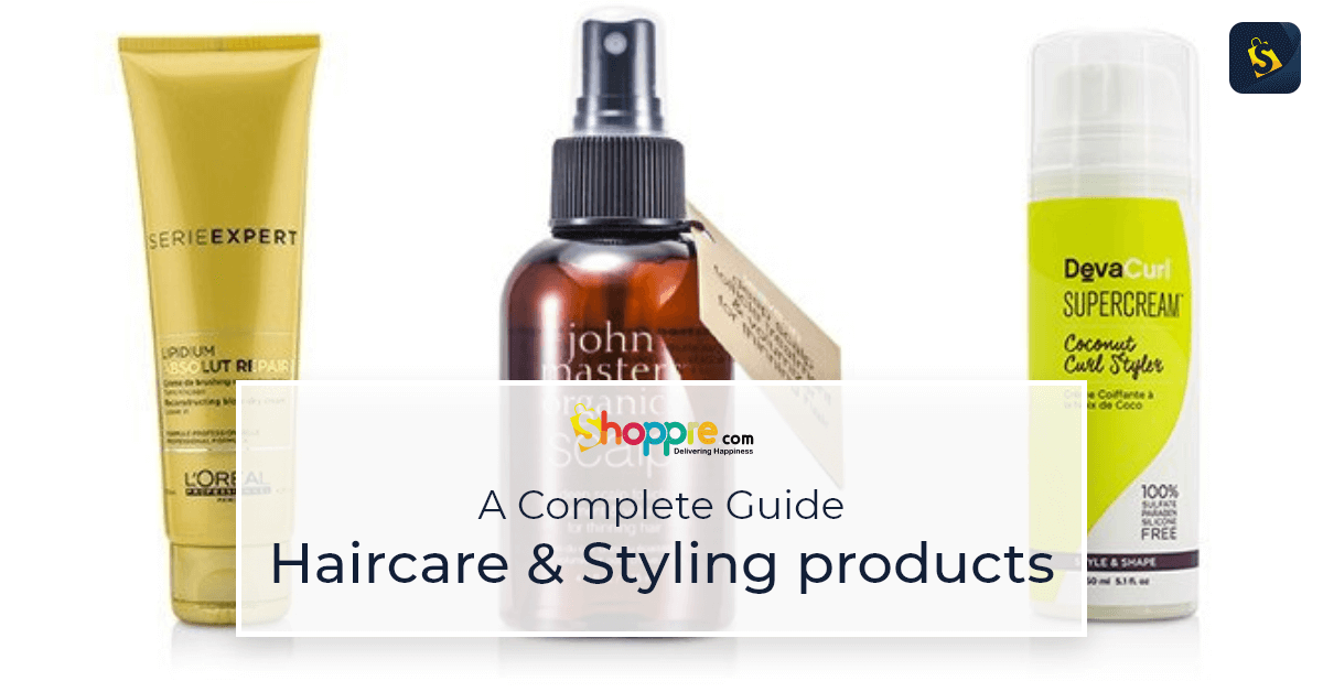 hairstyling products from Strawberrynet india