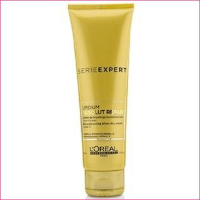 blow-dry cream for damaged or weakened hair Loreal