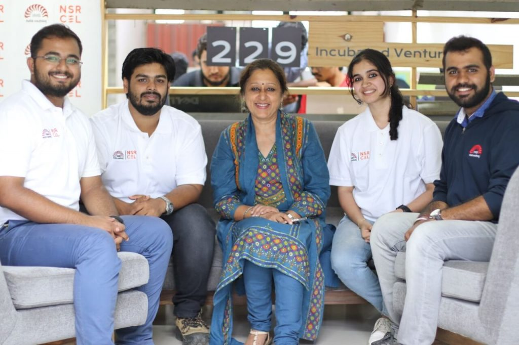 four founders from different sectors ndtv shoppre