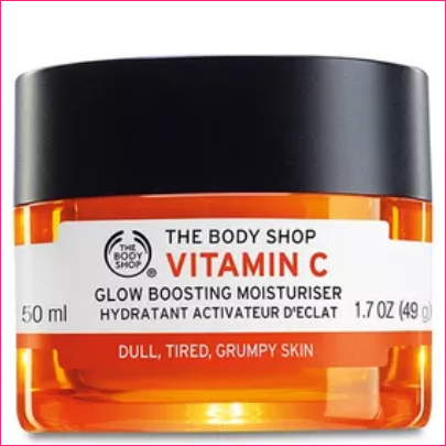 Body Shop Vitamin C Glow Boosting Moisturiser