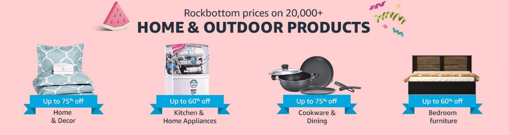 home aoutdoor products prime day