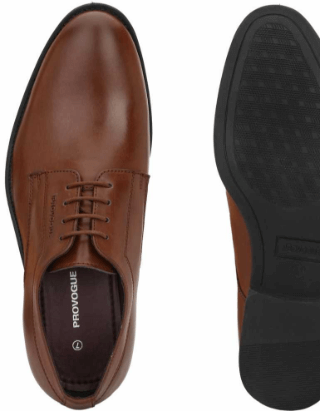 DERBY Lace Up For Men Shoes