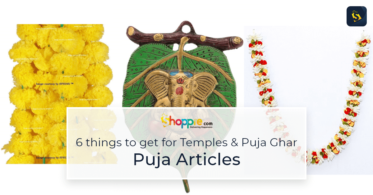 6 things to get for Temples and Puja Ghar Online