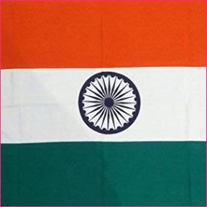 indian flag amazon
