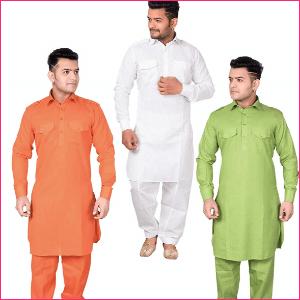 India Craft Men's Cotton Republic Special