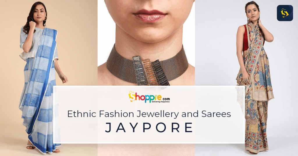 Shop for dazzling ethnic jewellery and accessory from jaypore