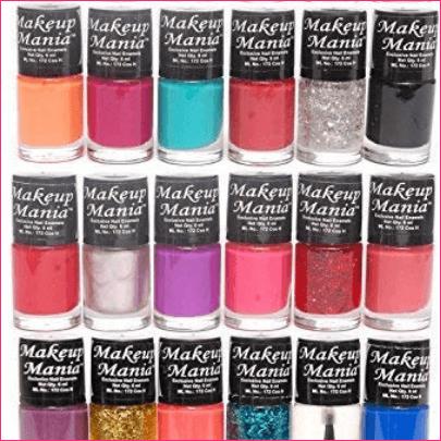 Makeup Mania Nail Polish Set