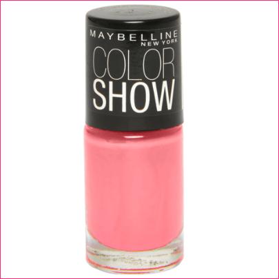 Maybelline Coral Craze Nail Enamel 211