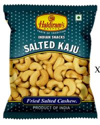 Haldiram's Nagpur Salted Kaju