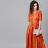 sassafras-mustard-brown-red-printed-a-line-kurta