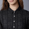 Vishudh Women Black Dress